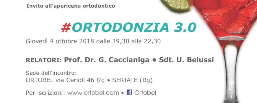 Apericena ortodontico   19,30-22,30